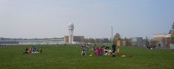 Tempelhof park - Berlin