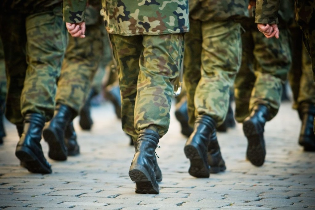 The Unseen Side of the Military Personality
