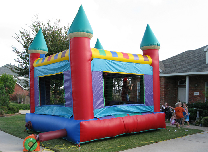 Are Bounce Houses Too Hot To Play In? | Inside Science