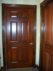 Wood Grain | Woodgrain Door | Inside Design