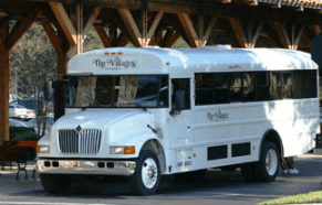 The Villages Airport Shuttle Bus