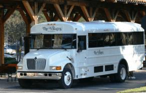 The Villages Airport Shuttle Bus