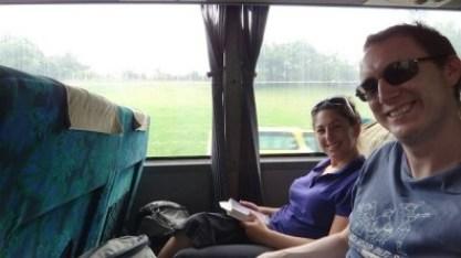 bus from KL to Melaka