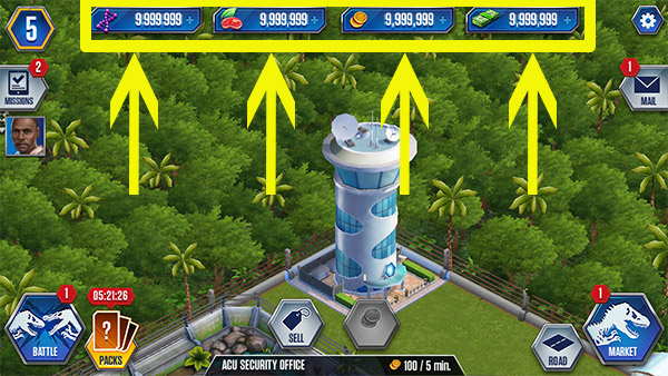 Jurassic-World-The-Game-Hack-Proof