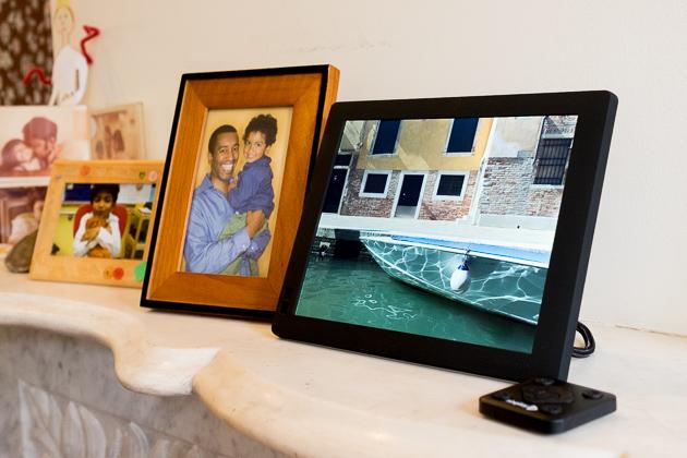 large digital picture frames