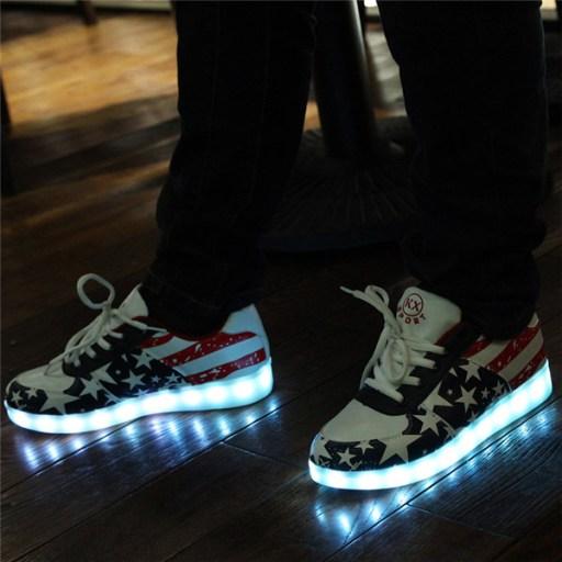 shoes-usb