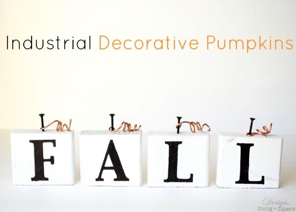 Industrial-Decorative-Pumpkins
