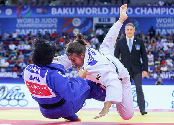 Two New World Champions Crowned On Day Six Of World Judo