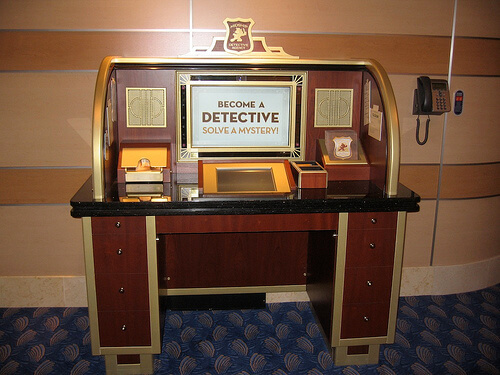 Midship Detective Agency