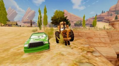 Disney Infinity' Cars play set announced with trailer featuring ...