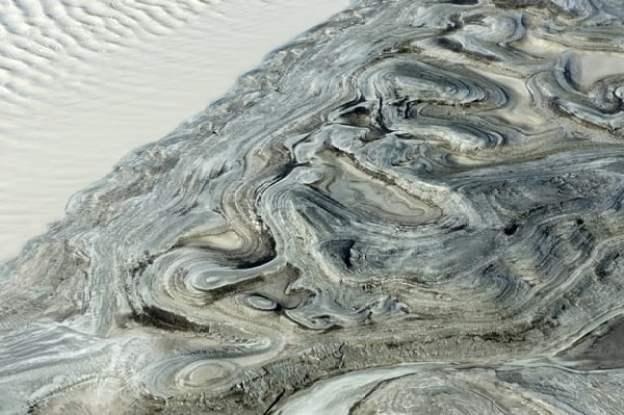 Glacier Mud