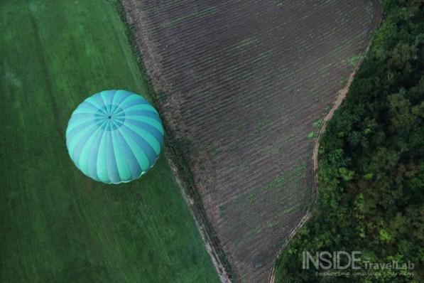 Hot Air Balloon, Spain
