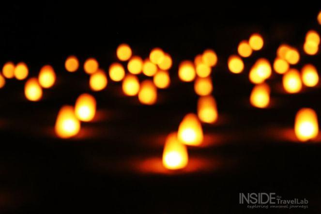 Petra candlelight