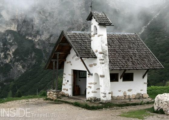 via ferrata chapel