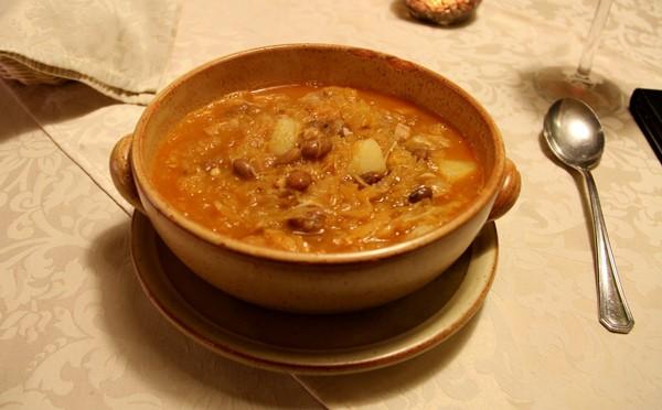 jota - a Slovenian Stew