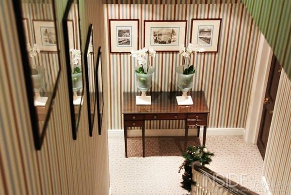 Egerton Hotel Hallway