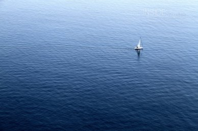 An ode to the sea - boat