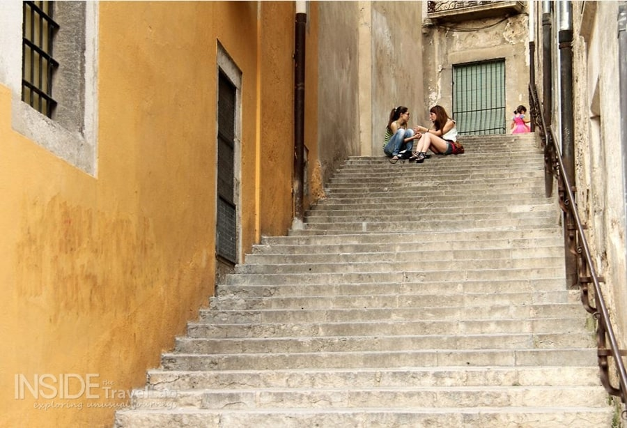 Girona Steps