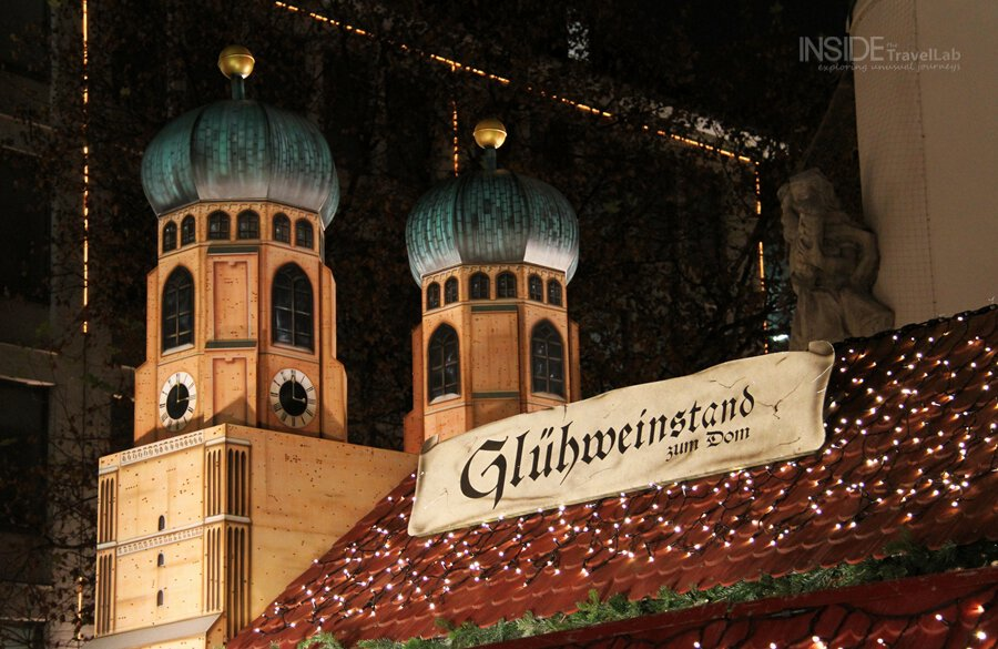 Munich Christmas Market Dom