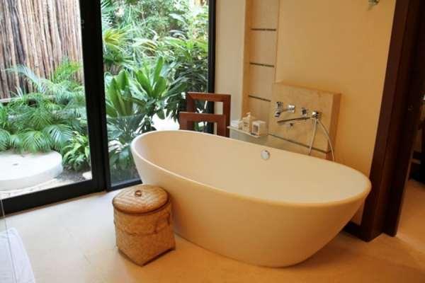 Viceroy Riviera Maya bathroom