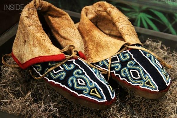 Mocassins, Shoe Museum Toronto