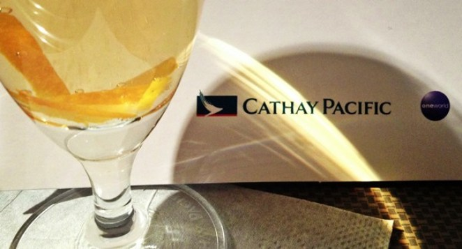 Cathay Business Signature Cocktail