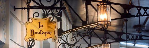 Sofitel la boutique luxury hotel