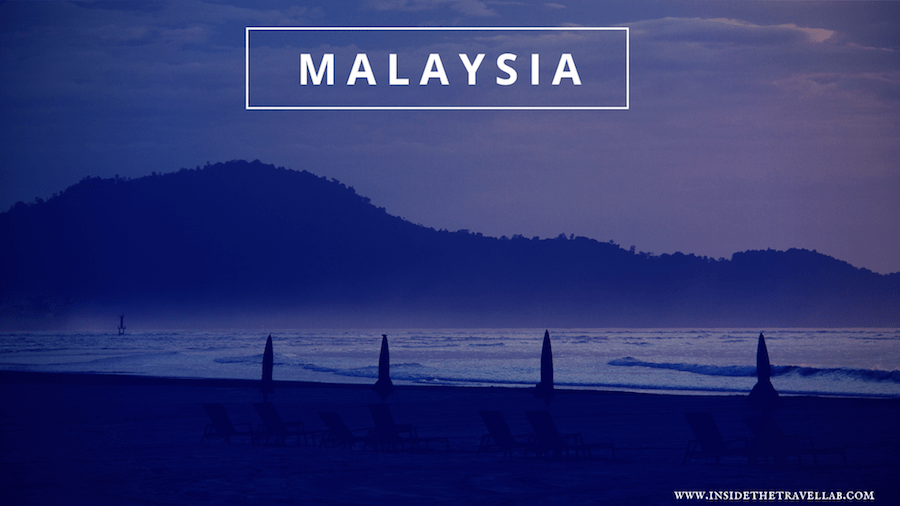 Travel to Malaysia with @insidetravellab