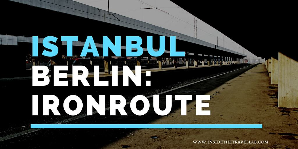 Great Rail Journeys - the Iron Route from Istanbul to Berlin