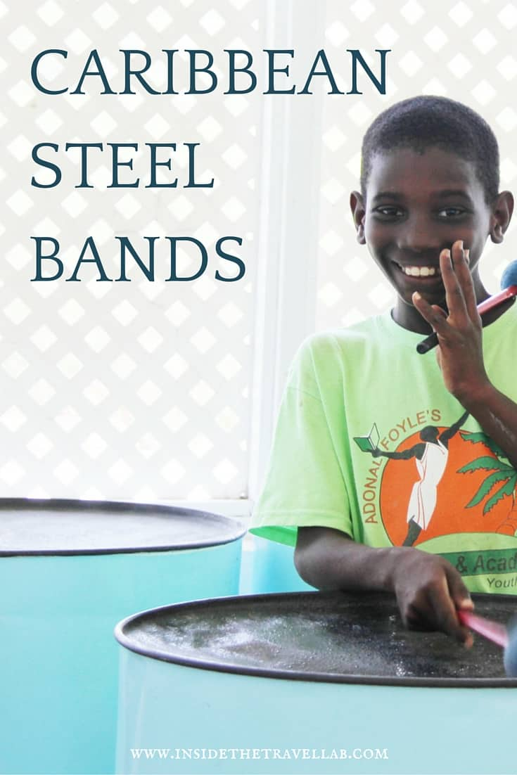 Caribbean Steel Band in the Grenadines via @insidetravellab