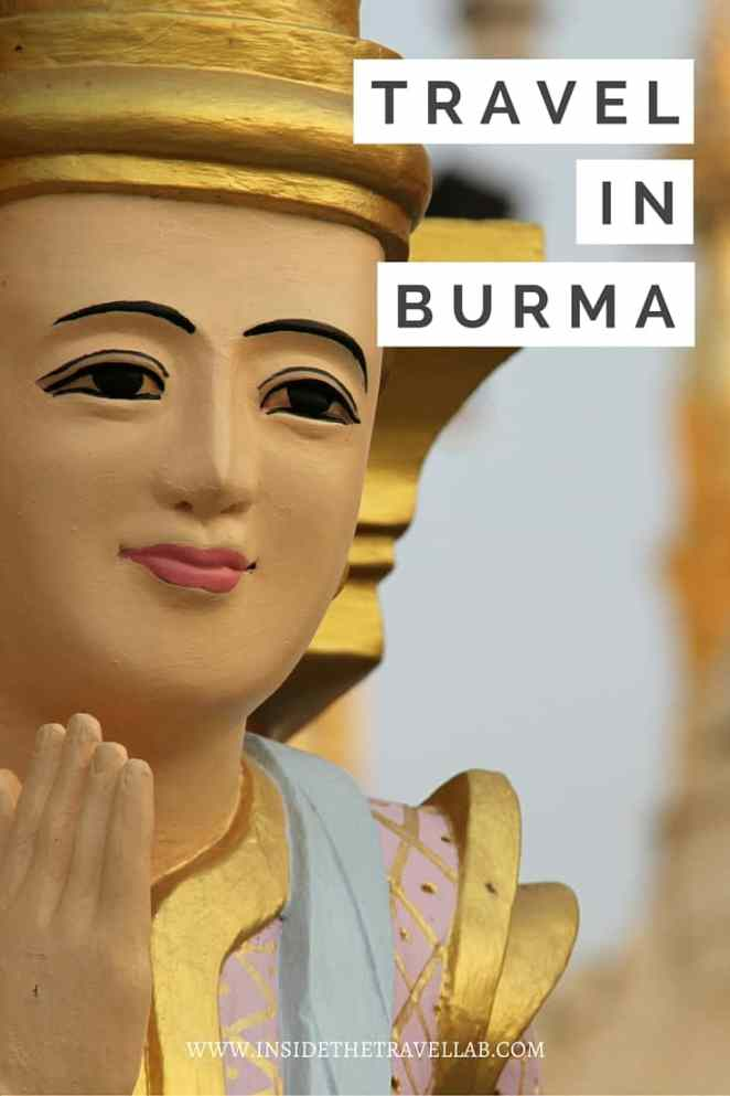 Highlights of Burma. Burma (or is it Myanmar?) has come a long way since I first read old travel tales. Of all the colours it wears, they're rarely black and white. - via @insidetravellab