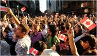 canada flags 550x316 The Week Ahead: Urbanism and Social Media Events in Vancouver