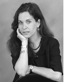 Poet Nicole Cooley