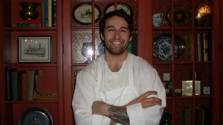 Hackettstown chef comes home inside warren for Chef comes to your house
