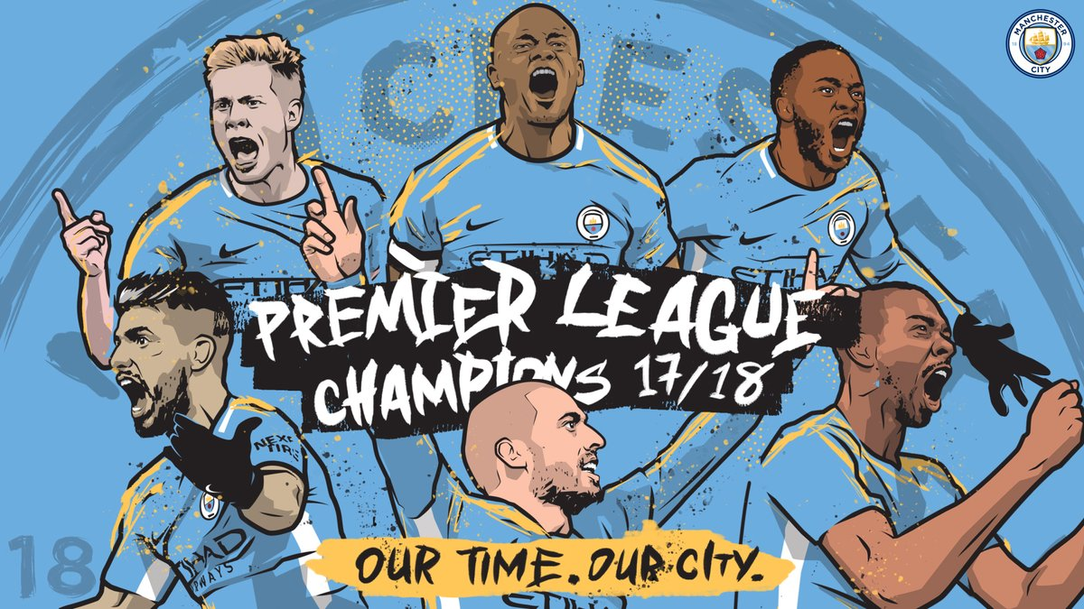 Golf Course Fall Season Wallpaper Pc Man City Handed Premier League Title As Man Utd Fall To