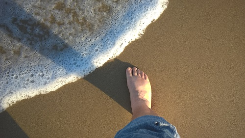 Bradleys foot