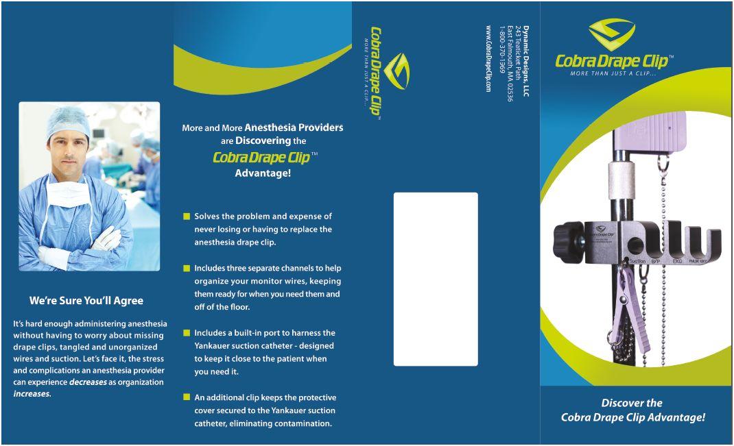 Medical Trifold Brochure Design - Cape Cod, MA - medical brochure