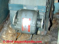 Electric Motor Lubrication Schedule, How often to ...