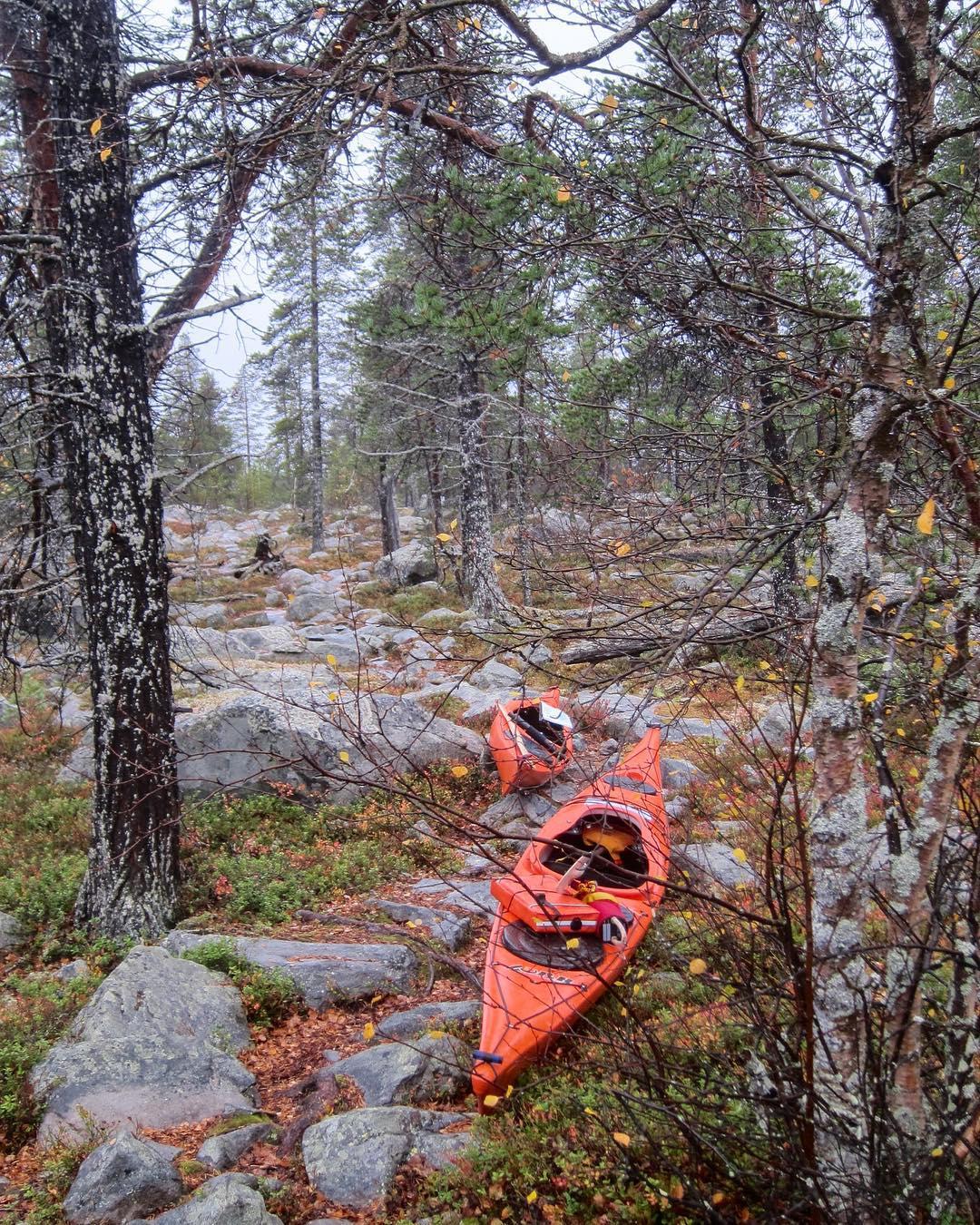 Käringsjön, Jämtlands Län, Sweden