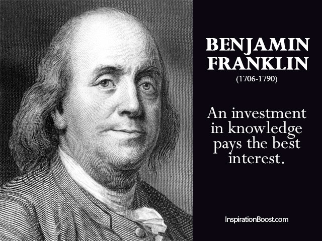 Pursuit Of Happiness Hd Wallpapers With Quotes Benjamin Franklin Knowledge Quotes Inspiration Boost