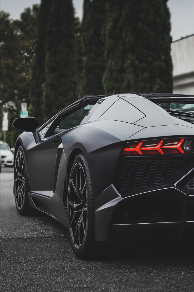 Iphone Wallpaper Muscle Car Lamborghini Bruce Wayne On Inspirationde