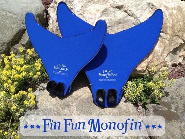 Mermaid Tail Giveaway from Fin Fun Mermaid - Inspiration Made Simple