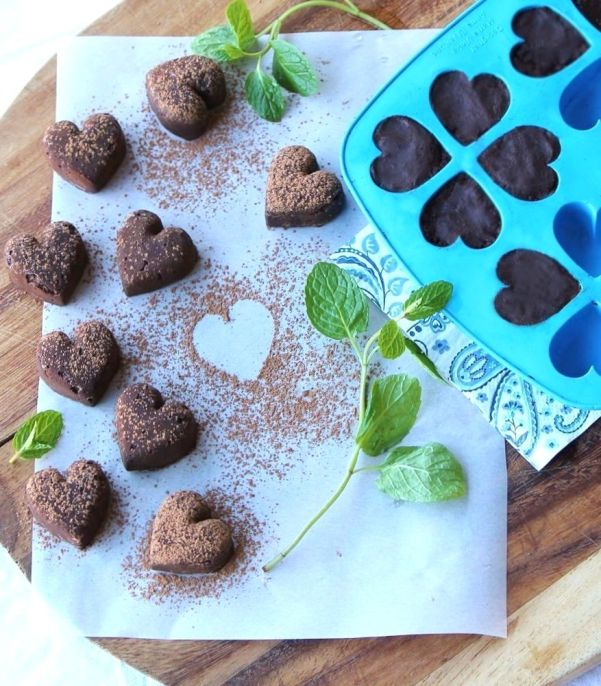 dusted mint chocolate truffles_blog_8