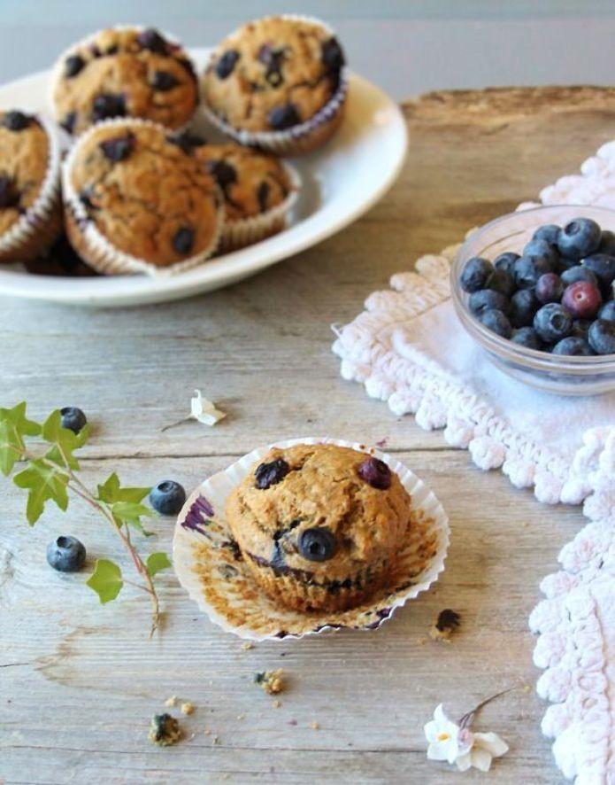 blueberry burst breakfast muffin_protein rich
