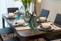 27 Modern Dining Table Setting Ideas