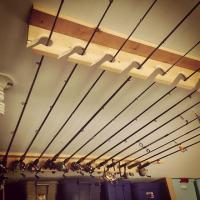 Ceiling Hanging Storage.Garage Ceiling Storage. Dalt Lets ...