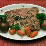 Super-Easy Crock-Pot Corned Beef and Cabbage