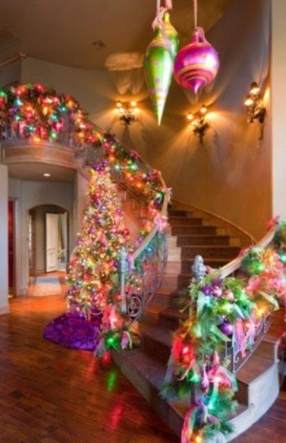 25 Colorful Christmas Decoration Ideas - dr seuss christmas decorations