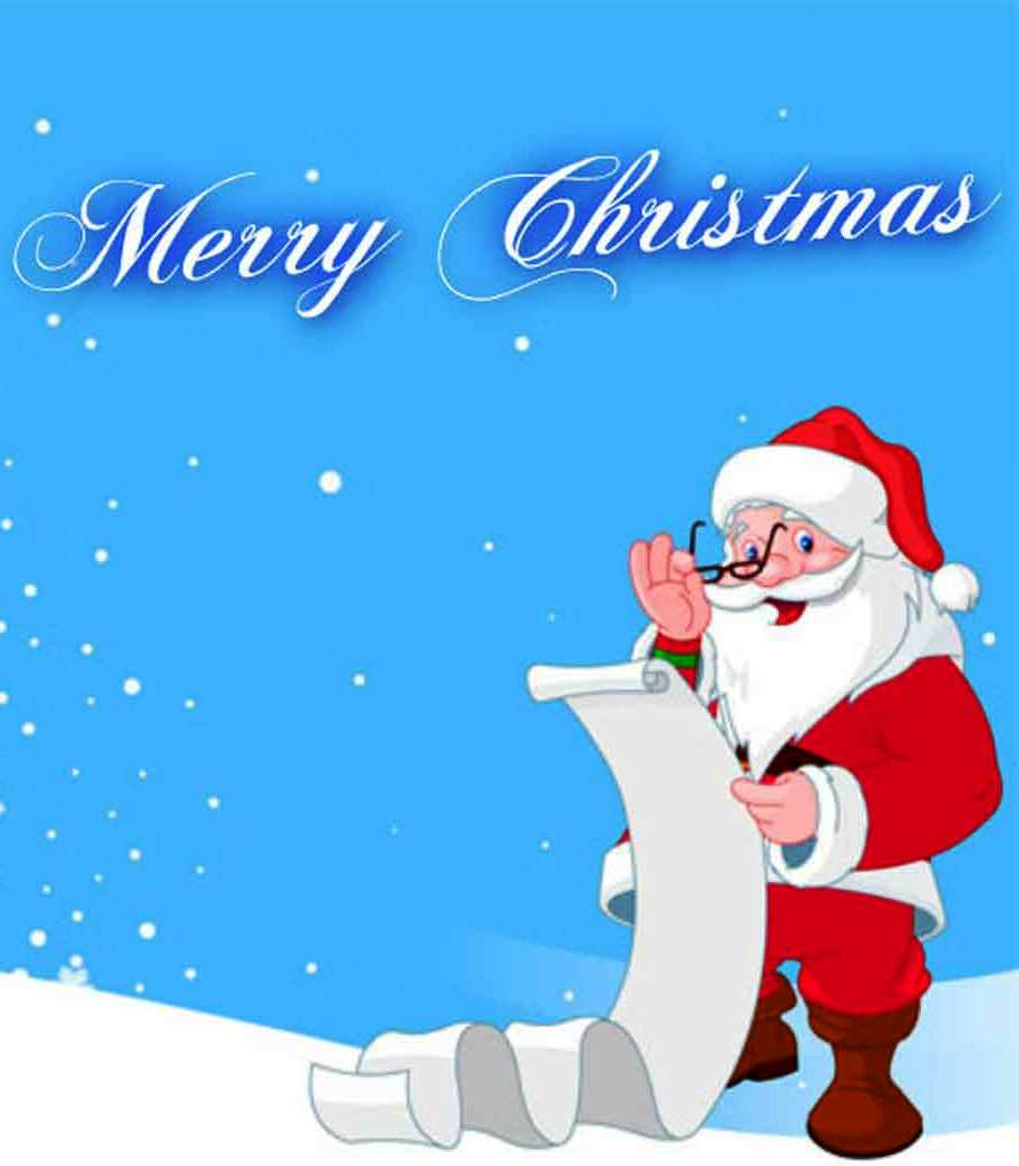 Cute Love Quotes Wallpapers For Him 31 Best Christmas Santa Wallpapers