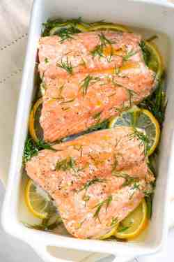 Unusual Dill Salmon Steak Recipe Pan Fried Salmon Steak Recipe Easy Our Baked Salmon Recipe Dill Takes Less Than Minutes Andmakes Ly Baked Salmon Recipe Lemon Lemon